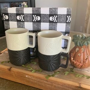 Starbucks 2019 HALLOWEEN CERAMIC COFFEE MUGS